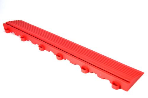 """Racing Red SwissTrax Edges - Size: 15.75""""[L] x 2-1/2""""[W]"""