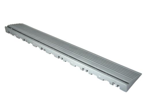 "Slate Grey SwissTrax Edges - Size: 15.75""[L] x 2-1/2""[W]"