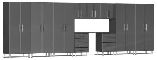 Ulti-MATE Garage 2.0 Series 11-Piece 21' Kit with Workstation (UG23111G)