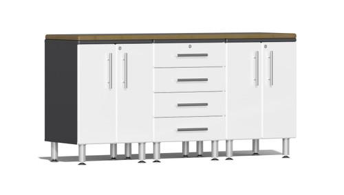Ulti-MATE Garage 2.0 Series 4-Piece 6' Workstation Kit (UG23042W)