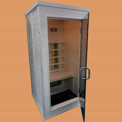 TheraSauna Personal TSP3737 Far Infrared Sauna (Available in Natural Finish Only)