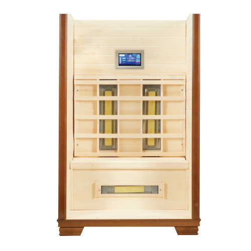 TheraSauna TS5753 2 Person Far Infrared Sauna
