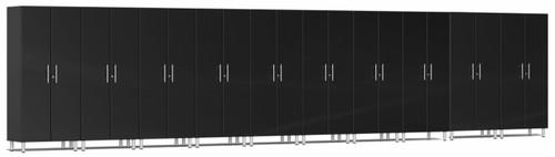 Ulti-MATE Garage 2.0 Series 10-Piece 30' - Tall Cabinet Set - Black (UG22610B)