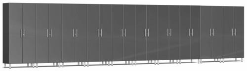 Ulti-MATE Garage 2.0 Series 10-Piece 30' - Tall Cabinet Set - Grey (UG22610G)