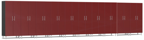 Ulti-MATE Garage 2.0 Series 10-Piece 30' - Tall Cabinet Set - Red (UG22610R)