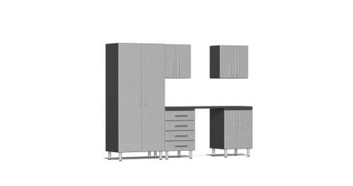 Ulti-MATE Garage 2.0 Series 6-Piece Kit with Workstation (UG22061S)