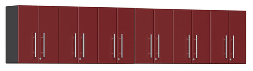 Ulti-MATE Garage 2.0 Series 12' -  6-Piece Wall Cabinet Set (UG28060R)