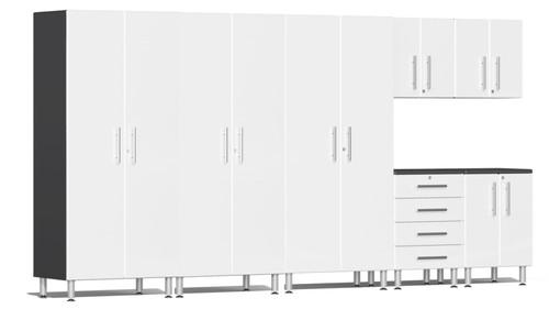 Ulti-MATE Garage 2.0 Series 13' -  7-Piece Kit (UG25072W)
