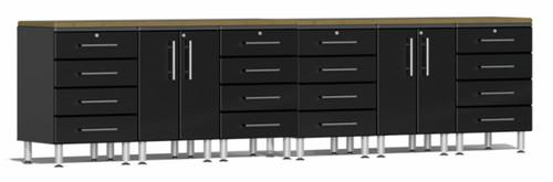 Ulti-MATE Garage 2.0 Series 12' -  8-Piece Workstation Set (UG26082B)