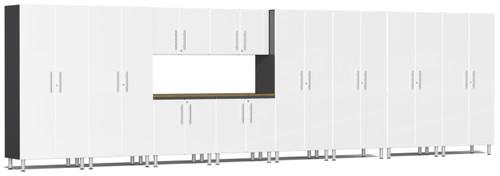 Ulti-MATE Garage 2.0 Series 24' -  11-Piece Set (UG24112W)