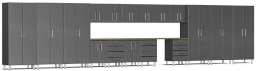 Ulti-MATE Garage 2.0 Series 30' -  19-Piece Super-Set (UG22192G)