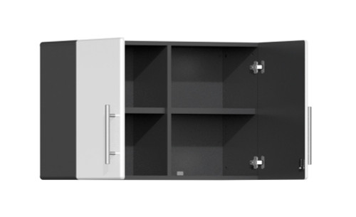 Ulti-MATE Garage 2.0 Series Oversized Partitioned 2-Door Wall Cabinet x 2(UG21008W)x2