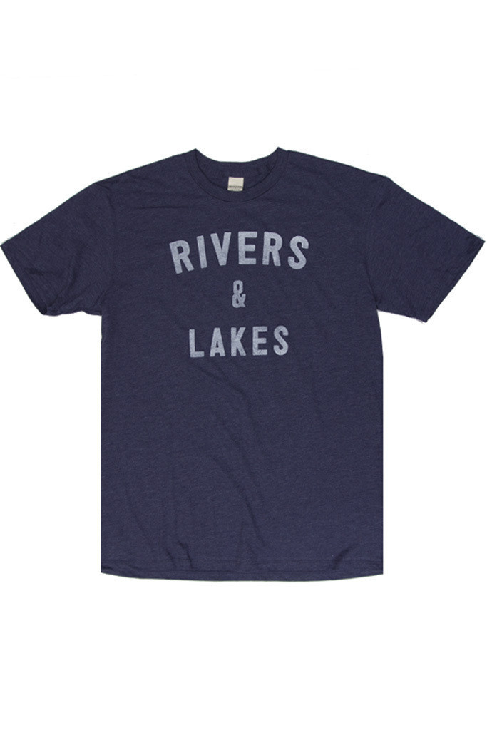 Rivers and Lakes Tee
