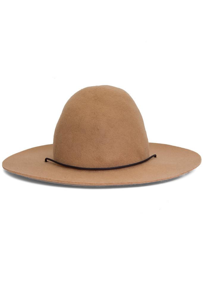 Westerlind Felt Hat - Camel