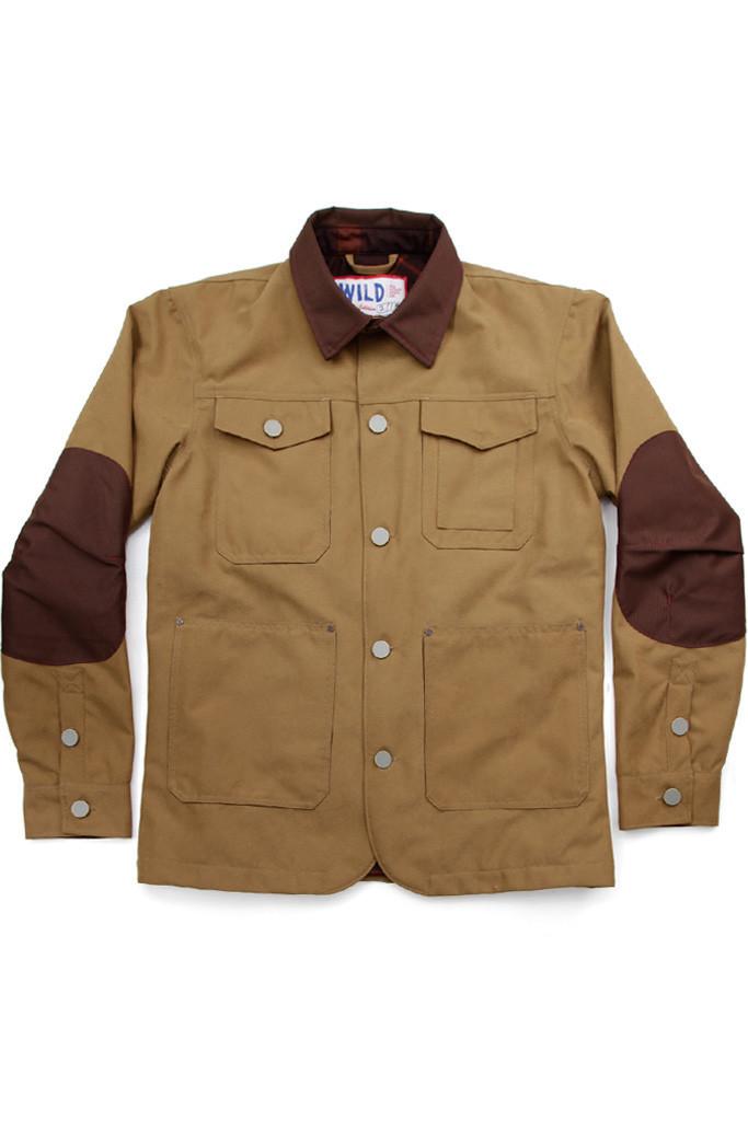 WILD x Bridge & Burn Chore Coat