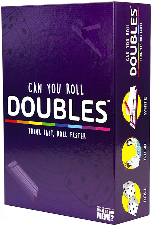Doubles - Family /Party Game