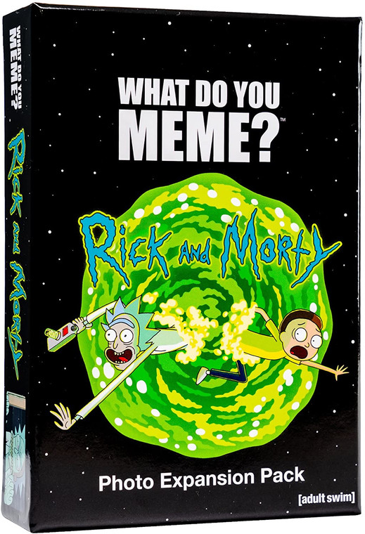 Rick & Morty Expansion Pack
