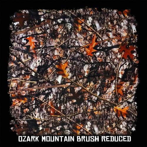Ozark Mountain Brush Reduced Camo