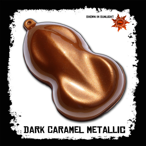 NexGEN Direct-to-Plastic Basecoat - Dark Caramel