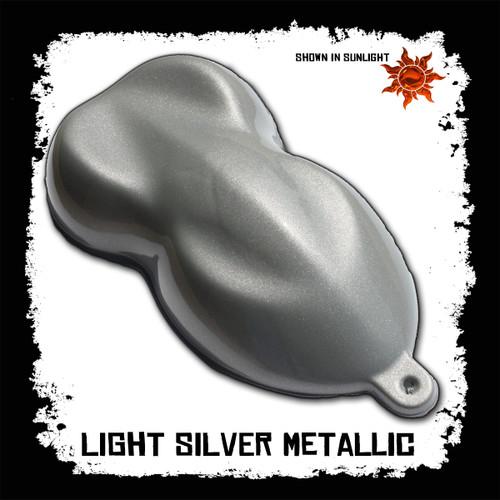 NexGEN Direct-to-Plastic Basecoat -Light Silver Metallic