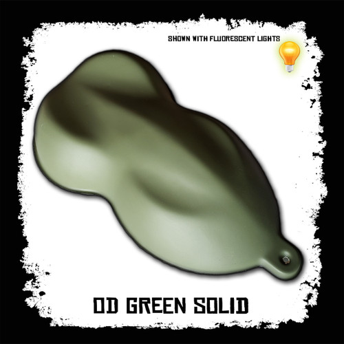 NexGEN Direct-to-Plastic Basecoat - OD Green