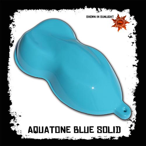 NexGEN Direct-to-Plastic Basecoat - Aquatone Blue