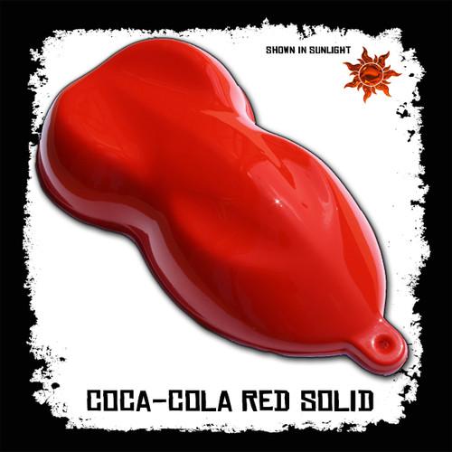 NexGEN Direct-to-Plastic Basecoat - Coca Cola Red