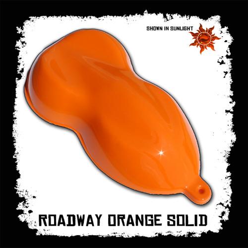 NexGEN Direct-to-Plastic Basecoat - Roadway Orange