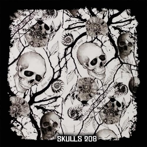 Skulls 208 - 20 Foot Roll Special!