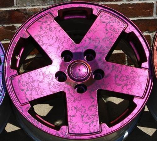 HYDRO-FX Basecoat - Pink-Purple-Gold Quart