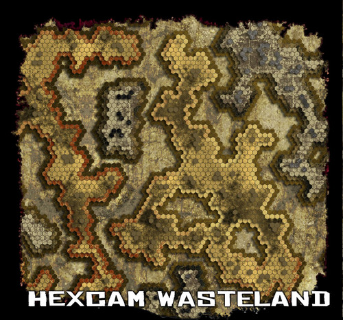 HexCAM USA Wasteland