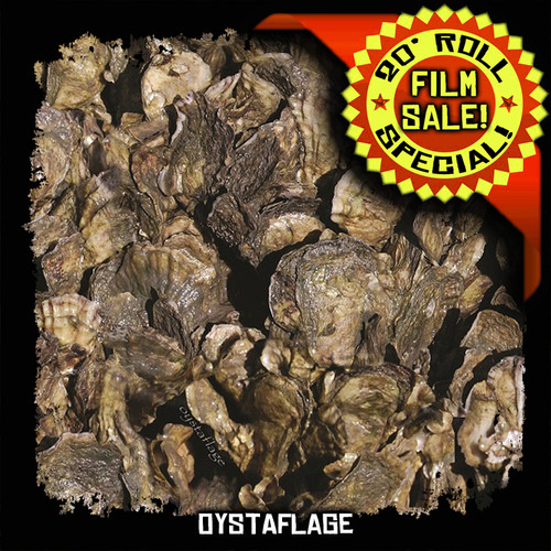 Oystaflage - 20 Foot Roll Special!