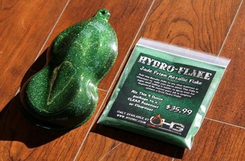 Hydro-Flake Jade Prism 4oz
