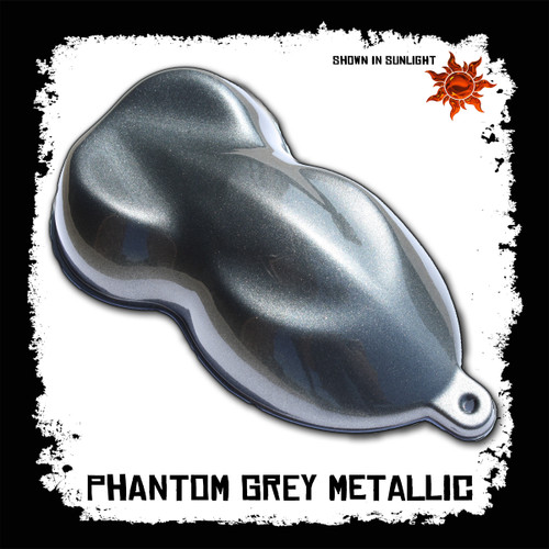NexGEN Direct-to-Glass Basecoat - Phantom Grey Metallic