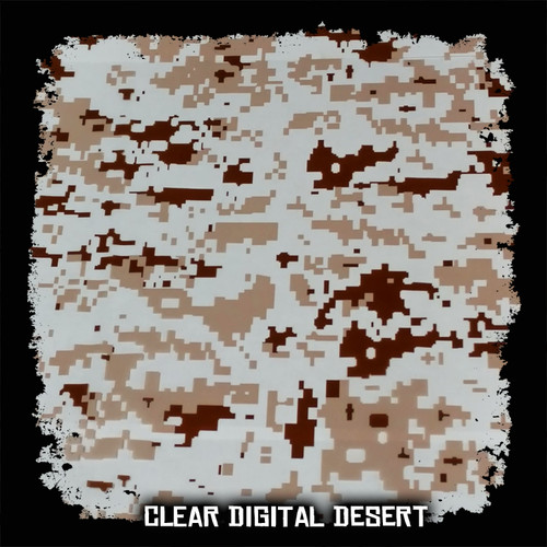 Clear Digital Desert