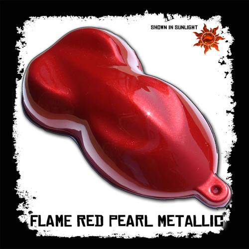 NexGEN Basecoat - Flame Red Pearl