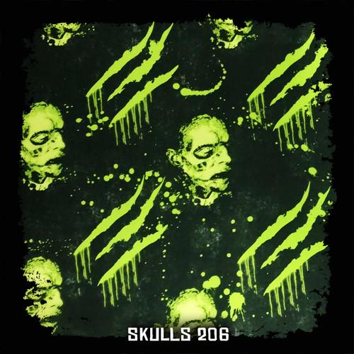 Skulls 206