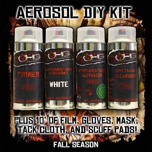 Aerosol DIY Dip Kit - Fall Season