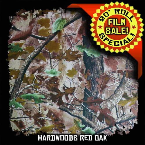 Hardwoods - Red oak - 20 Foot Roll Special!