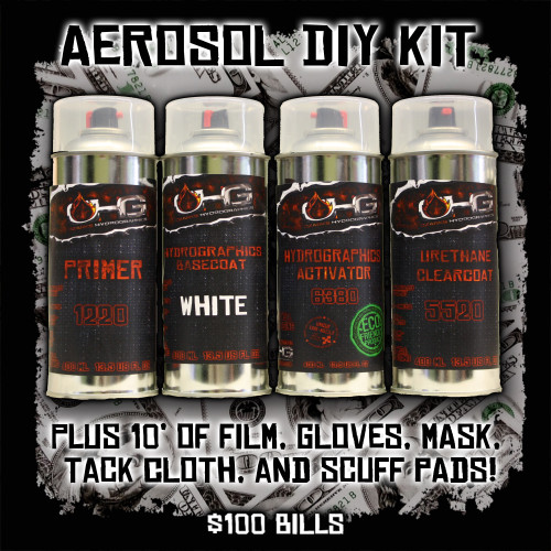 Aerosol DIY Dip Kit -  $100 Bills