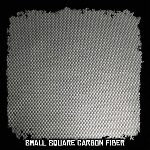 SMALL SQUARE CARBON FIBER