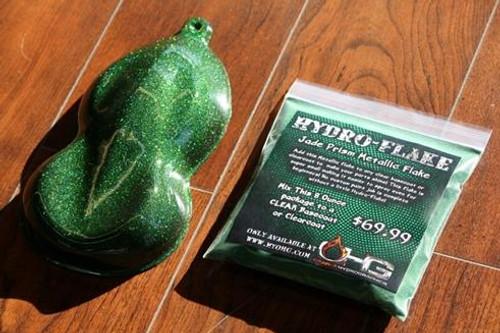 Hydro-Flake Jade Prism 8oz