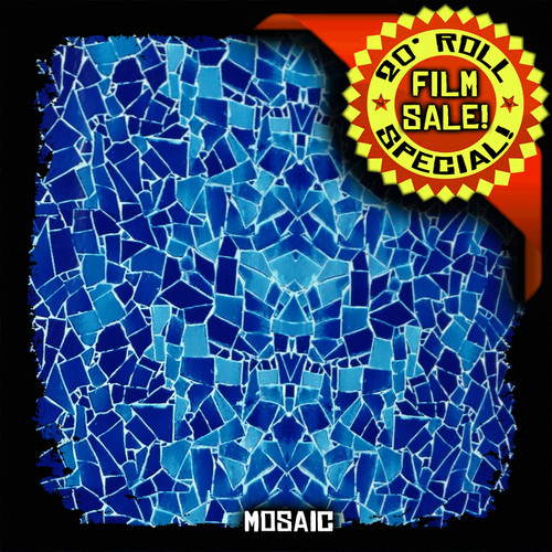 Mosaic -20 Foot Roll Special!