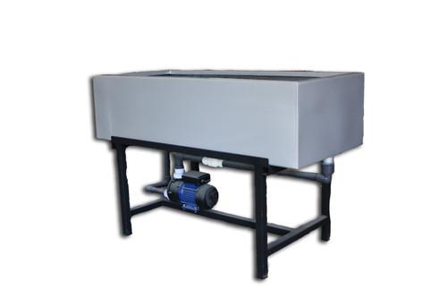 "50"" DIY Advanced Water Transfer Printing Galvanized Tank w/ STAND"