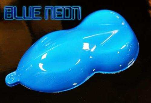 HYDRO-NEON Basecoat - Blue Neon - Quart