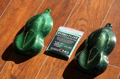 Hydro-Flake Emerald Crystal 2oz