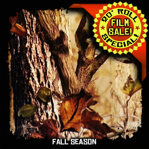 Fall Season - 20 Foot Roll Special!