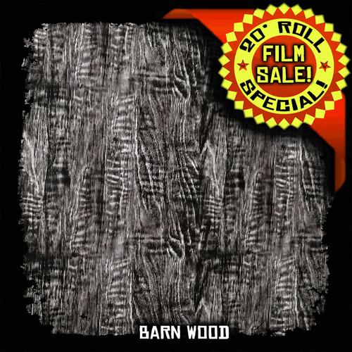 Barn Wood - 20 Foot Roll Special!