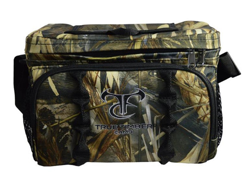 True Timber DRT 12 Can Cooler Makes a Great Lunch Box!