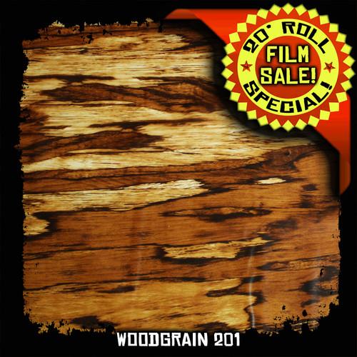 Woodgrain 201 - 20 Foot Roll Special!